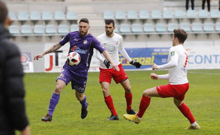 Palencia Cristo Atlético 1 - 1 Santa Marta