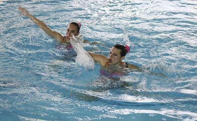 Segunda medalla para el dúo formado Gómez-Urbán, que consiguen bronce en el libre