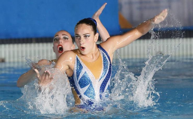 XX Campeonato de España de Invierno de Natación Artística Junior-Senior (1/2)