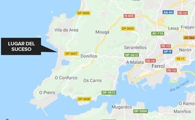 Localizan el cadáver de una mujer en una playa de Ferrol