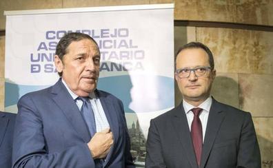 Sáez Aguado reconoce que le «hubiera gustado» culminar la legislatura con el nuevo hospital abierto