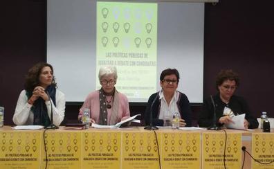 Debate político con perspectiva feminista en la Casa Revilla