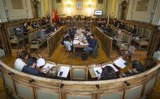 Una sentencia anula la retirada de símbolos religiosos de espacios del Ayuntamiento de Valladolid