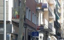 Salamanca ya supera el precio máximo de alquiler registrado antes de la crisis