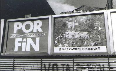 Una espina socialista en el paseo triunfal de UCD en Valladolid
