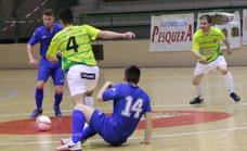 El FS Mariano Rico cae ante un Ibi más motivado