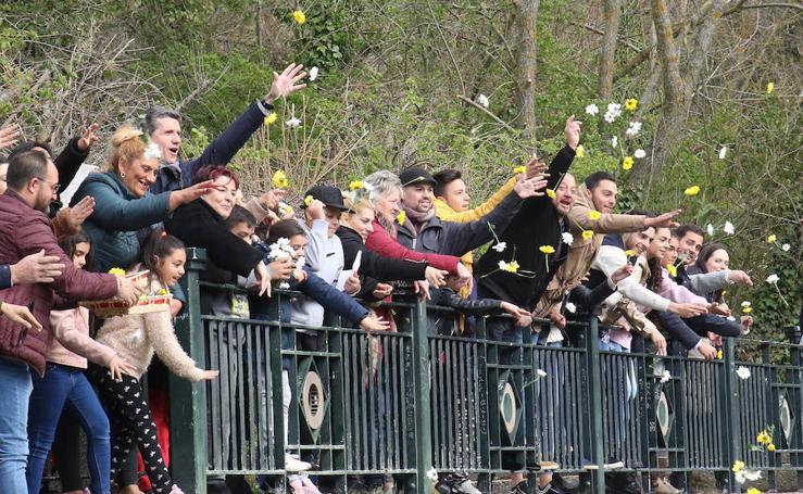 Celebración en Segovia del Día Internacional del Pueblo Gitano