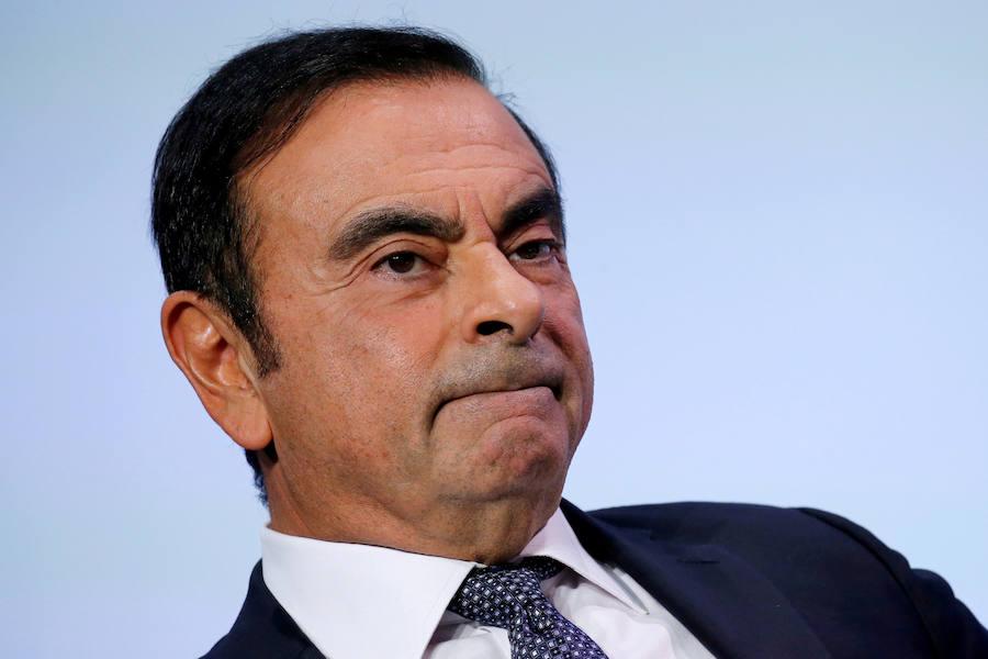 Los accionistas de Nissan destituyen a Ghosn como consejero
