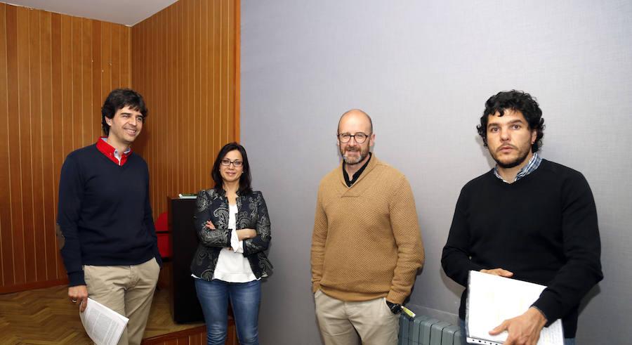 Unidas Podemos defiende en Palencia una política centrada en los problemas reales del ciudadano
