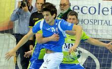 Miguel Martínez, a la selección júnior
