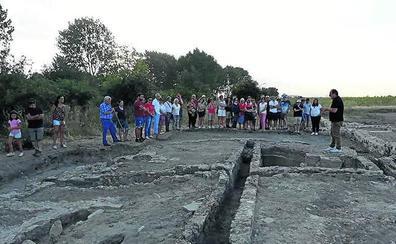 Aguilafuente organiza una jornada de patrimonio arqueológico y cultural