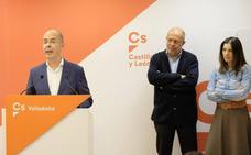Fernández Antolín, candidato de Cs: «El soterramiento no puede hipotecar el futuro de Valladolid»