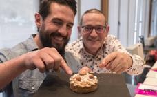Le Boutique de Mojados elabora el dulce que representará a la provincia de Valladolid
