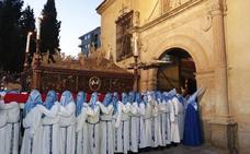 Programa de procesiones del Lunes Santo, 15 de abril, en Salamanca