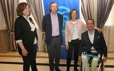 El PP presume en Palencia de la gestión de los Servicios Sociales