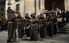Programa de procesiones del Sábado de Pasión, 13 de abril, en Salamanca