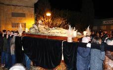 Programa de procesiones del Viernes de Dolores, 12 de abril, en Salamanca