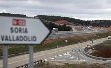Los transportistas sorianos aplauden la apertura del tramo Santiuste-El Burgo de Osma de la Autovía del Duero