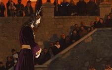 Programa de procesiones del Miércoles Santo, 17 de abril, en Segovia