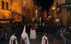 Programa de procesiones del Viernes Santo, 19 de abril, en Segovia
