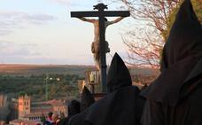 Programa de procesiones del Sábado de Pasión, 13 de abril, en Segovia