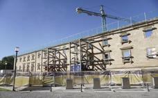 La USAL pide al Gobierno fondos para el mantenimiento de sus edificios históricos