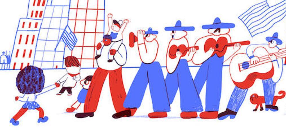 Un quinteto tras la música de Nueva York