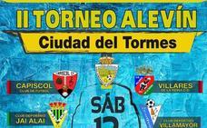 El II torneo Ciudad del Tormes del RS Monterrey llega este sábado al Reina Sofía