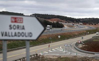 El Consejo de Ministros autorizará este viernes la licitación de la A-11 entre Tudela y Quintanilla