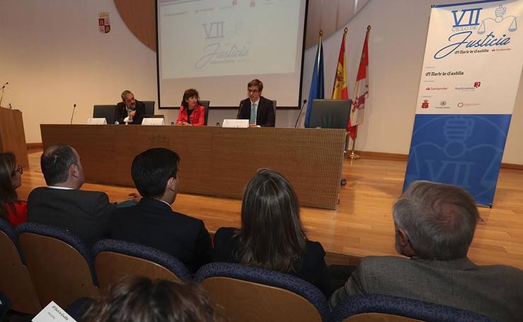 VII Ciclo de Justicia 'El Norte de Castilla', en Soria