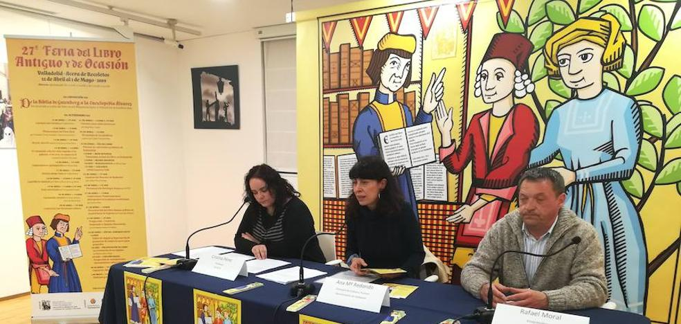 La Feria del Libro Antiguo y de Ocasión reúnirá 21 librerías con el reto de ser «la primera de España»