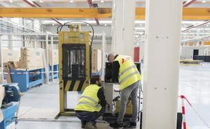 El comité de Renfe en Valladolid denuncia la falta de licencia de uso de los nuevos talleres