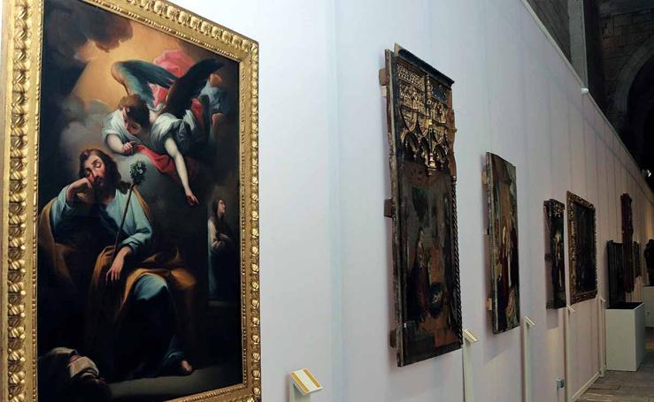 Recorrido por las mejores obras de Las Edades del Hombre 'Angeli'