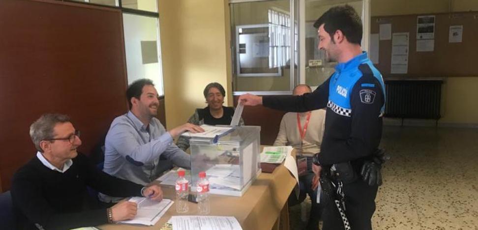 Comisiones Obreras gana las elecciones para la Junta de Personal en el Ayuntamiento