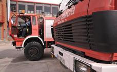 Los Bomberos de Valladolid rescatan a un niño que se había quedado encerrado en su habitación