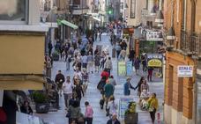 La llegada de población extranjera frena la sangría al compensar la caída de la natalidad en Valladolid