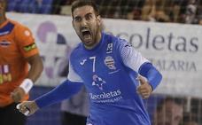 Turrado seguirá una temporada más en el Recoletas Atlético