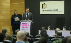 Óscar Puente: «Queremos convertir el centro histórico en un gran centro comercial lleno de posibilidades de consumo y de ocio»