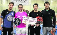 Llega a Valladolid la VI edición del torneo que marida pádel y vino