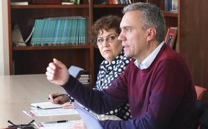 Izquierdo anuncia que Renfe estudia mejorar los precios y los horarios de los trenes entre Palencia y Medina del Campo