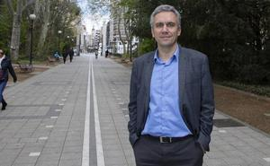 Javier Izquierdo: «Con el soterramiento, el PP tiene la cara más dura que el hormigón»