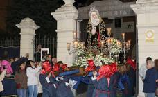 Procesiones del Viernes de Dolores en Valladolid