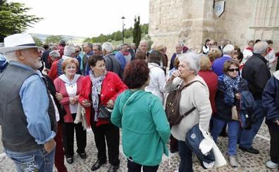 Seis de cada diez municipios de Valladolid tienen más pensionistas que trabajadores