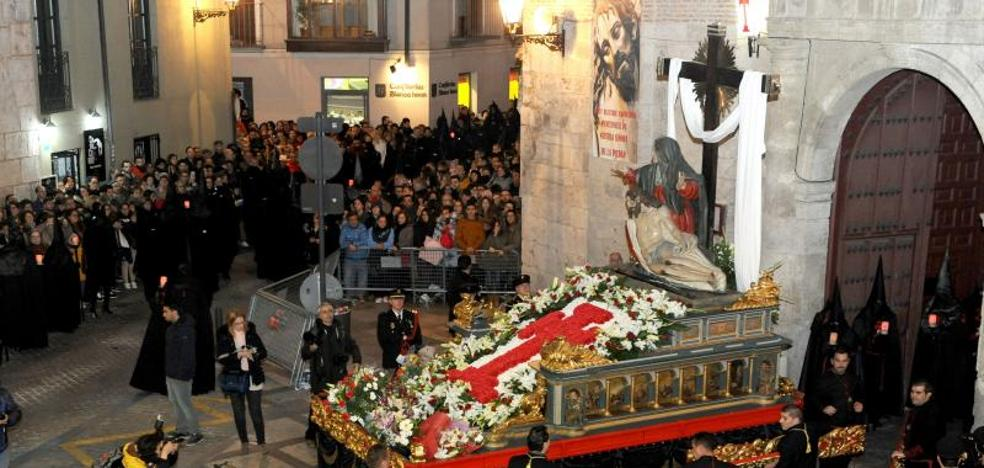 Los tres reos de la Cofradía de La Piedad de Valladolid se quedan sin el indulto del Ministerio Justicia, que aprueba seis