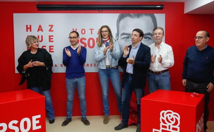 Comienza la campaña electoral en Salamanca