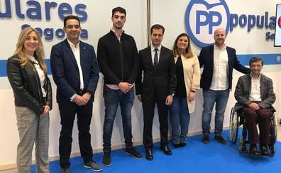 Pablo Pérez incluye en su lista a dos empresarios y la exconcejala Miriam Yagüe