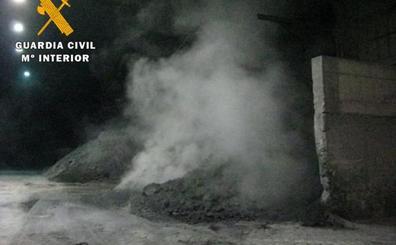 El Seprona contradice a la Junta y sí ve indicios de delito en la emisión de amoniaco de Befesa