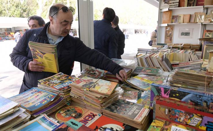 Inauguración de la XXVII Feria del Libro Antiguo y de Ocasión de Valladolid