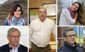 Polanco presenta a ocho integrantes más de su lista para el Ayuntamiento de Palencia