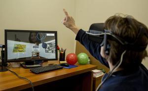 Salamanca aplica la realidad virtual para mejorar la calidad de vida de los pacientes en cuidados paliativos